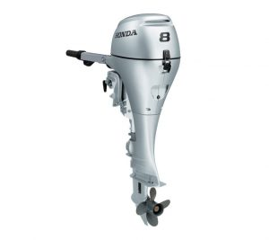 Honda 115HP 4 Stroke Outboard Motor Electric, Remote, Power