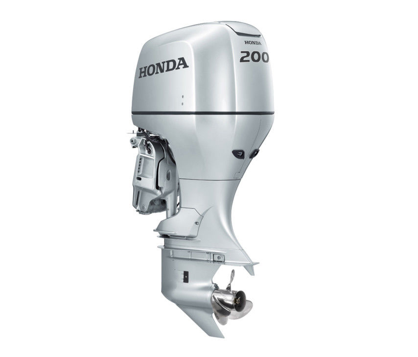 Honda 200 hp 4 Stroke Outboard Motor Electric, Remote, Power Tilt - Ultra  Long Shaft