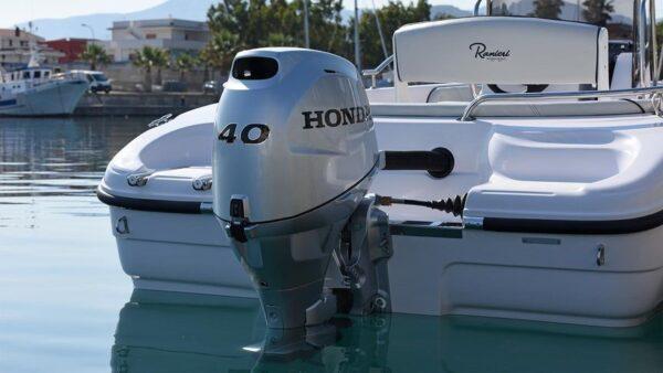 Honda 40HP-2
