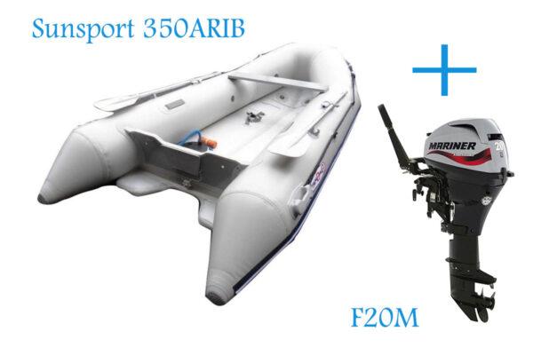 350ARIB+F20MS