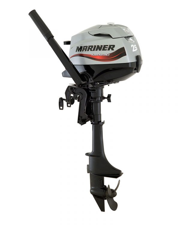 Mariner 2.5hp Outboard Motor F2.5MH / F2.5MHL
