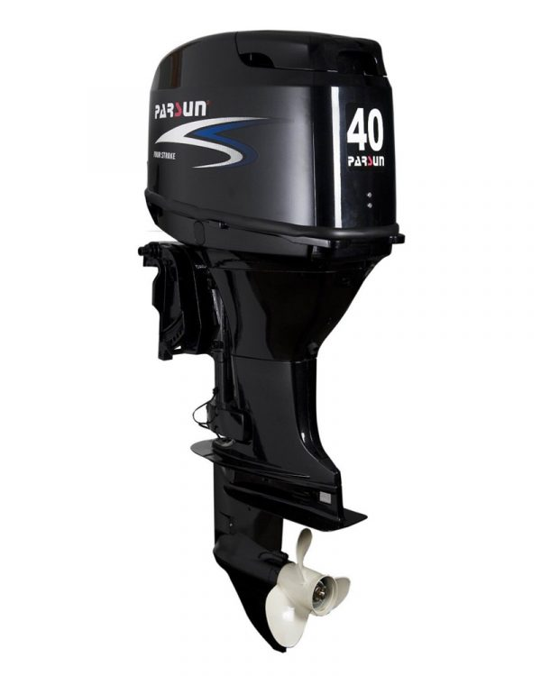 Parsun 40hp 4 Stroke Outboard Motor Electric, Remote, Power Tilt Long Shaft