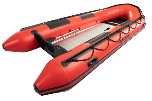 QS SPort HD 470 Red
