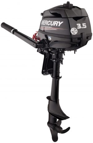 Mercury 3.5hp Outboard