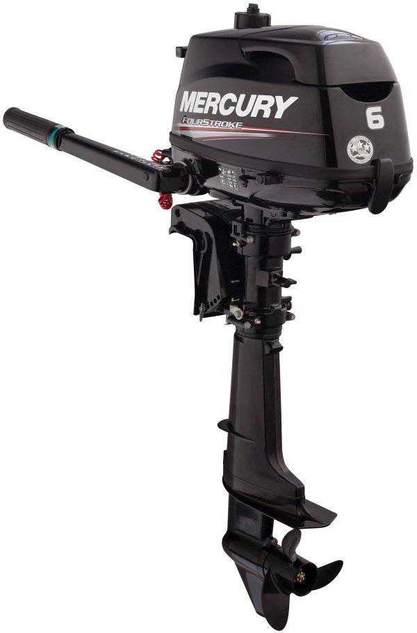 Mercury 6hp Outboard