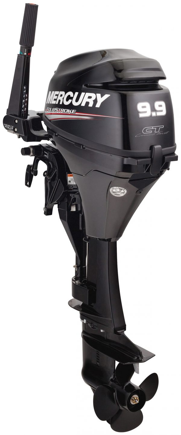 Mercury 9.9hp outboard