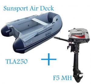 Sunsport 250 Air Deck TLA250