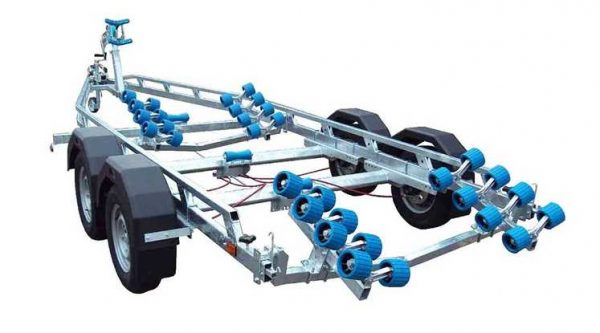 Extreme Trailers EXT2400 Super Roller