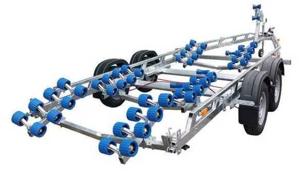 Extreme Trailers EXT2600 Super Roller