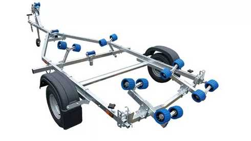 Extreme Trailers EXT750 Compact Swing