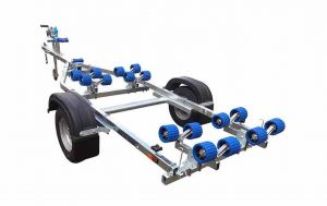 Extreme Trailers EXT750 Jet Roller