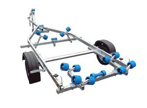 Extreme Trailers EXT750 Keel Roller