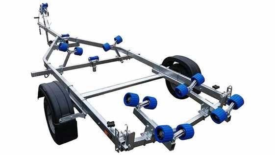 Extreme Trailers EXT750 Swing