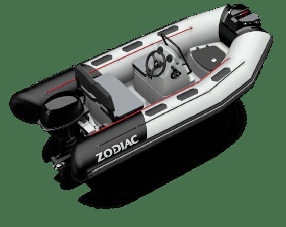 Zodiac 3.4 Mini Open Boat-1
