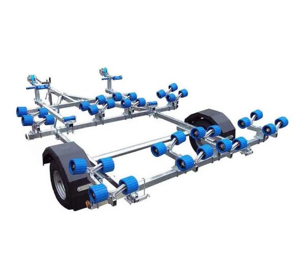 EXT750 Double Jet Roller